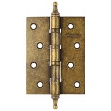 Петля универсальная врезная Vantage B4K BR состаренная бронза