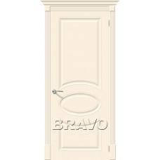 Дверь эмаль BRAVO Скинни-20 Сream