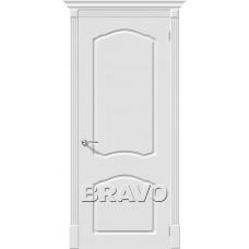 Дверь эмаль BRAVO Скинни-30 Whitey