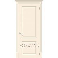Дверь эмаль BRAVO Скинни-12 Сream