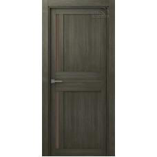 Дверь экошпон Belwooddoors Мадрид 04 ДО анкор аш серый