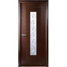 Дверь шпон Belwooddoors Классика люкс ДО рис 24 венге