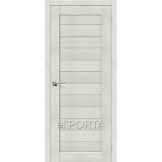 Дверь экошпон El Porta Порта-21 Bianco Veralinga