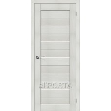 Дверь Экошпон El Porta Порта-22 Bianco Veralinga СТ-Magic Fog