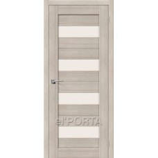 Дверь Экошпон El Porta Порта-23 Cappuccino Veralinga СТ-Magic Fog