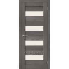 Дверь Экошпон El Porta Порта-23 Grey Veralinga СТ-Magic Fog