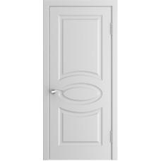 Дверь Luxor L-1 белая эмаль