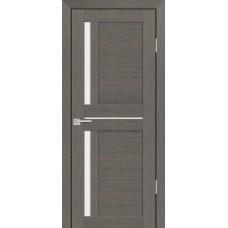 Дверь Profilo Porte PS 19 грей мелинга стекло белый сатинат