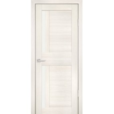Дверь Profilo Porte PS 19 эш вайт мелинга стекло белый сатинат
