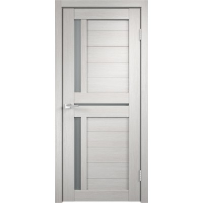 Дверь Velldoris Duplex 3 дуб белый стекло Matelux