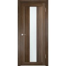 Дверь экошпон Verda Casaporte Сицилия 02 венге мелинга стекло белое