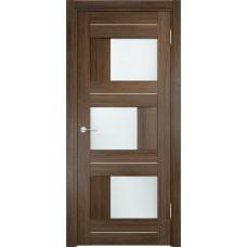 Дверь экошпон Verda Casaporte Сицилия 14 венге мелинга стекло белое