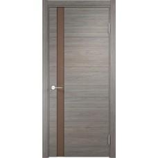 Дверь экошпон Verda Casaporte Турин 03 дуб шервуд вералинга